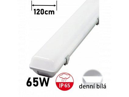 led prachotes ecolite 120cm 65W IP65