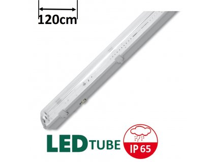 ECOLITE Libra 2 TL3902A 2x36 B prachotěsné těleso pro led trubice