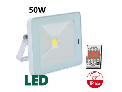 LED reflektor s pohybovym cidlem RLHJ50W BI HF 4100 maxlumen.cz