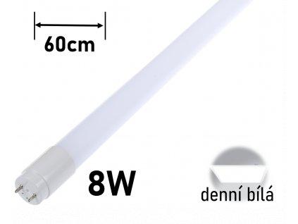 kvalitni led trubice 60cm 8w