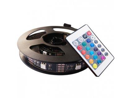 RGB LED pásek za televizi 2x60cm 8,7W USB DX-LEDTV-RGB