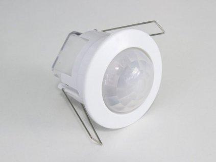 PIR pohybové čidlo IS2 P 230V do podhledu pro LED