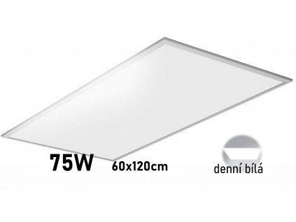 led panel 60x120 cm kvalitni vykony