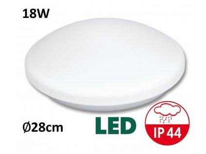 LED stropni nastenne svitidlo victor B teplá denní bílá maxLumen.cz