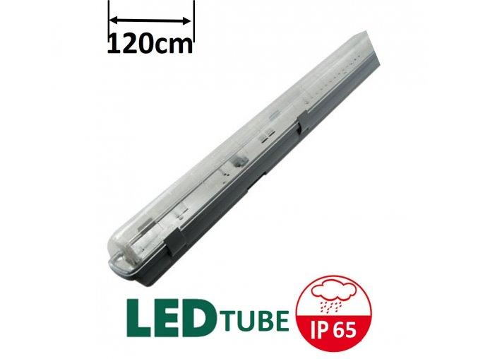 Greenlux DUST LED PS 1xT8 120cm jednostraně napájené MaxLumen.cz