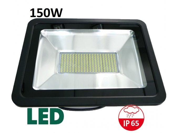 LED reflektor profi 150W SMD ICD maxlumen.cz černý