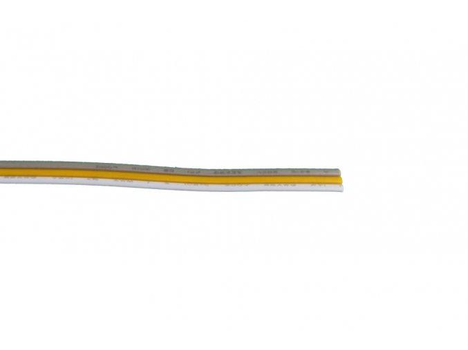 Kabel CCT plochý 3x0,35