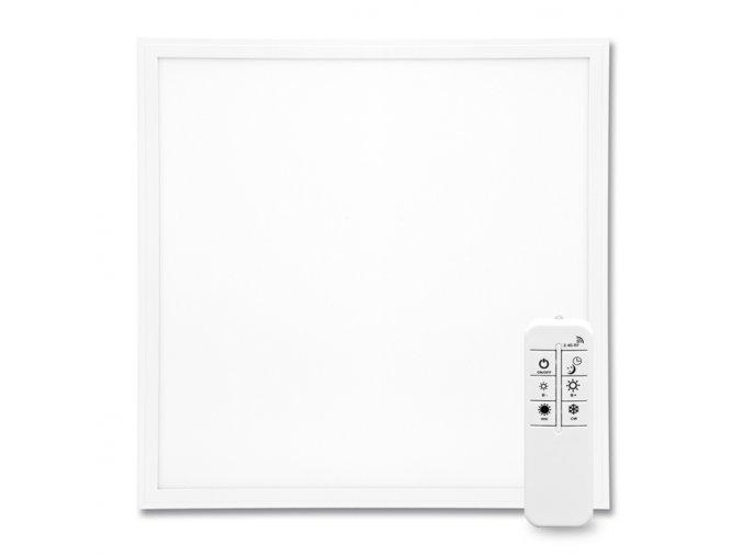 Stmív. SMD panel 40W,59,5cm,CCT,IP20,4200lm,bílý