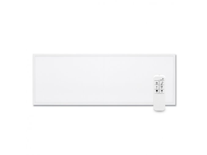 Stmív. SMD panel 40W,29,5x119,5cm,CCT,IP20,4200lm