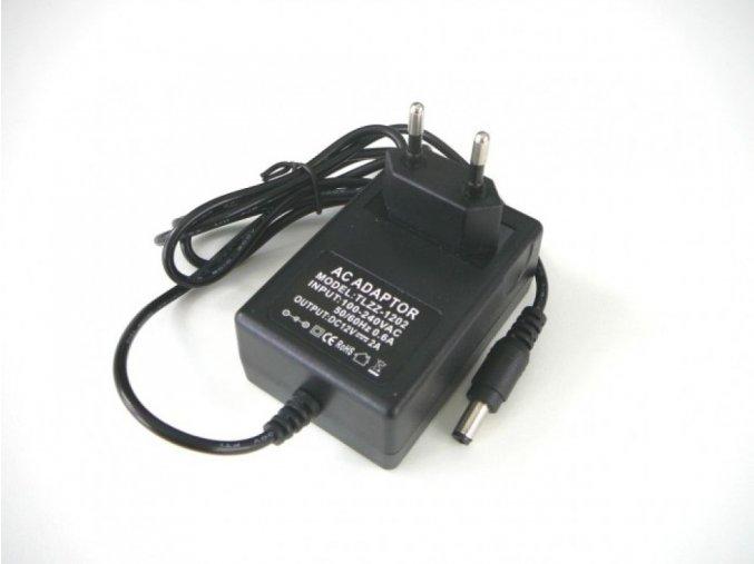 LED zdroj, trafo,24W, 12V Zásuvkový vnitřní MaxLumen.cz