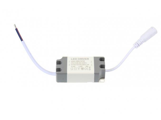 Náhradní zdroj pro 6W LED panel