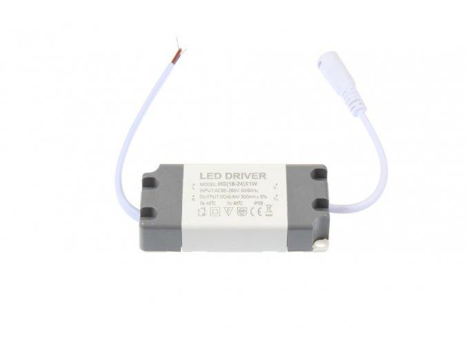 Náhradní zdroj pro 24W LED panel