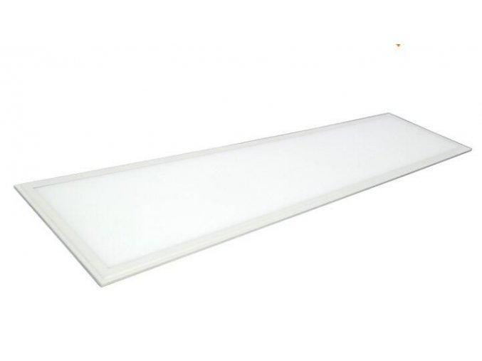 LED panel P30120 48W 30x120cm TEPLÁ BÍLÁ