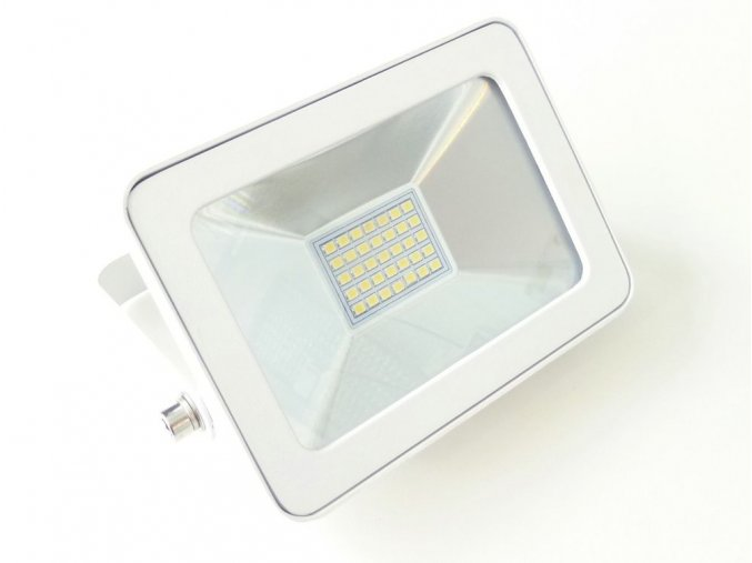 LED reflektor RW15W bílý 15W STUDENÁ BÍLÁ