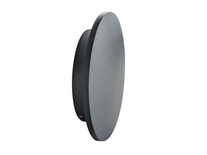 Přisazené LED svítidlo FORRO 8W-GR černé