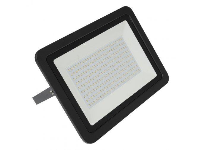 LED reflektor FLB150W černý 150W STUDENÁ BÍLÁ