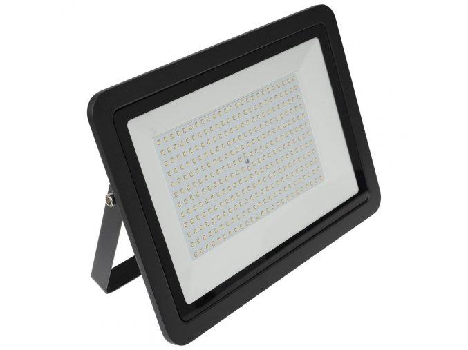 LED reflektor FLB200W černý 200W DENNÍ BÍLÁ