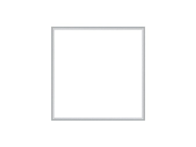 LED panel 60x60 stříbrný 40W vysoka svitivost maxlumen.cz