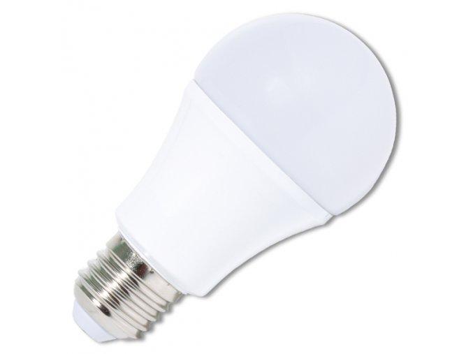 LED žárovka E27 9W stmívatelná teplá bílá, denní bílá,  bílá