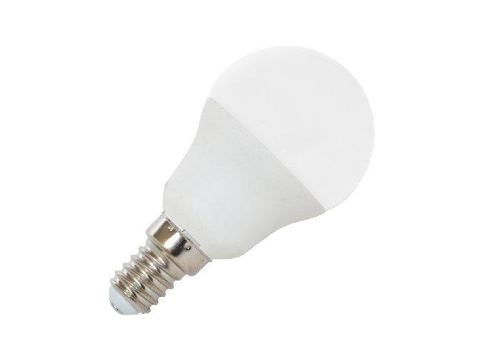 LED žárovka E14 7W MaxLumen.cz