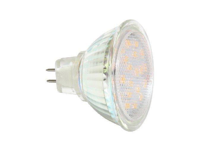 LED žárovka MR16 GU5,3 MAxlumen.cz praha