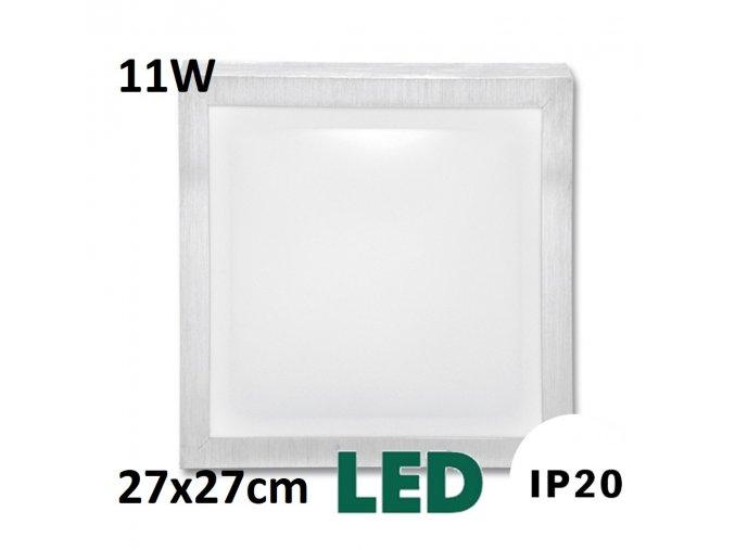 BELA WD002 11W led stropní a nástěnné LED svítidlo Praha