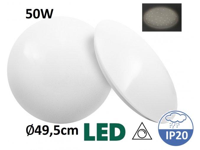 mason starlight stropni svitidlo led regulace intenzity barvy stetla maxlumen.cz