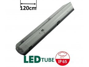 Greenlux DUST LED PS 2xT8 120cm jednostraně napájené MaxLumen.cz