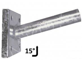 vyloznik na zed 38mm 15 stupnů