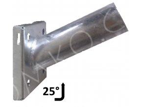 vyloznik na zed 60mm 25 stupnů