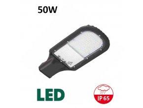 VT 51 ST v tac led verejne osvetleni 50W poulicni lampa levna kvalitni samsung