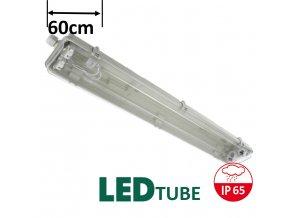 LED prachotesne svitidlo 60cm pro led trubice