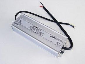 LED zdroj, trafo,120W, 12V IP67 venovní voděodolný MaxLumen.cz