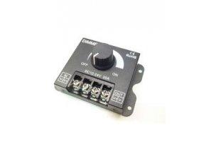 LED ovladač stmívač M6 30A maxlumen.cz