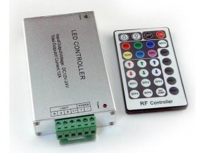LED ovladač RGB RF6 28B