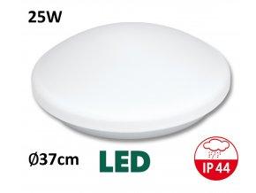LED stropni nastenne svitidlo victor LED 25W teplá denní bílá maxLumen.cz