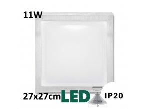 BELA WD002 11W led HF stropní a nástěnné LED svítidlo s čidlem pohybu Praha