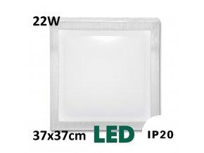 BELA WD002 22W led stropní a nástěnné LED svítidlo Praha