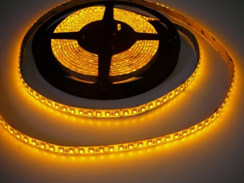 LED pásek ST 9,6W vnitřní | MaxLemen.cz Barva světla: žlutá