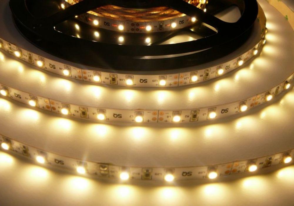 LED pásek ST 3,5W 230V venkovní IP67 | MaxLumen.cz Barva světla: teplá bílá
