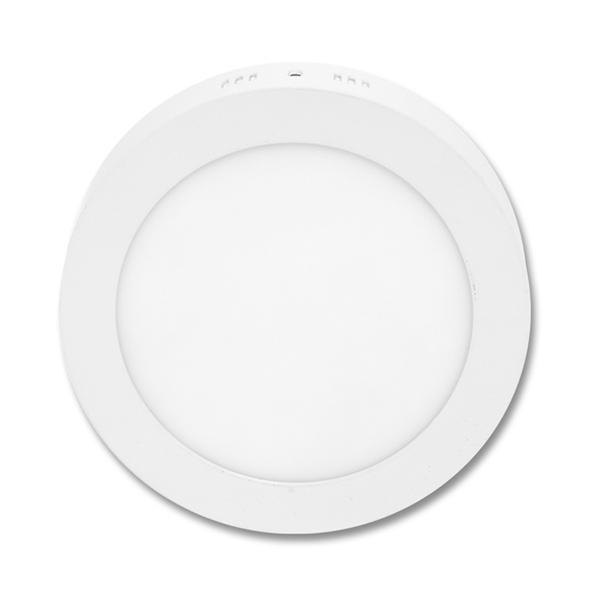 LED panel LADA 12W přisazený | Maxlumen.cz Barva světla: denní bílá