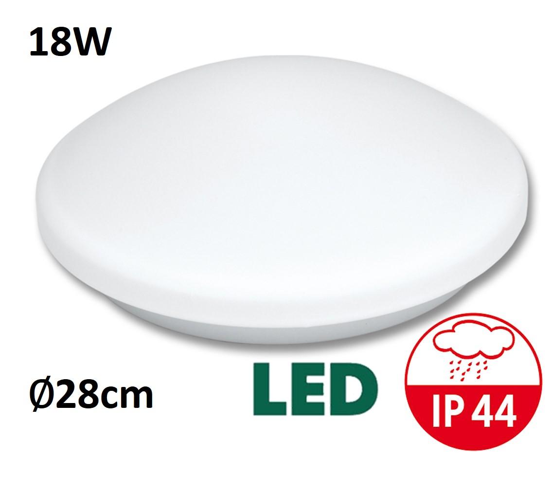 Stropní a nástěnné svítidlo VICTOR B LED 18W | MaxLumen.cz Barva světla: denní bílá
