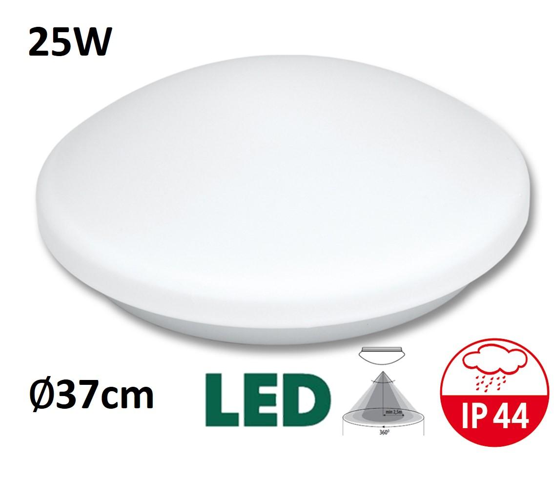 Stropní a nástěnné svítidlo VICTOR LED W141/LED 25W čidlo | MaxLumen.cz Barva světla: teplá bílá