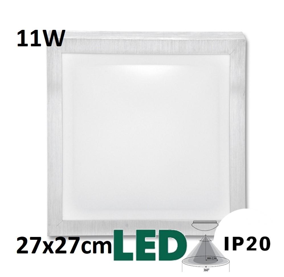Stropní a nástěnné LED svítidlo BELA WD002/LED/HF čidlo | MaxLumen.cz