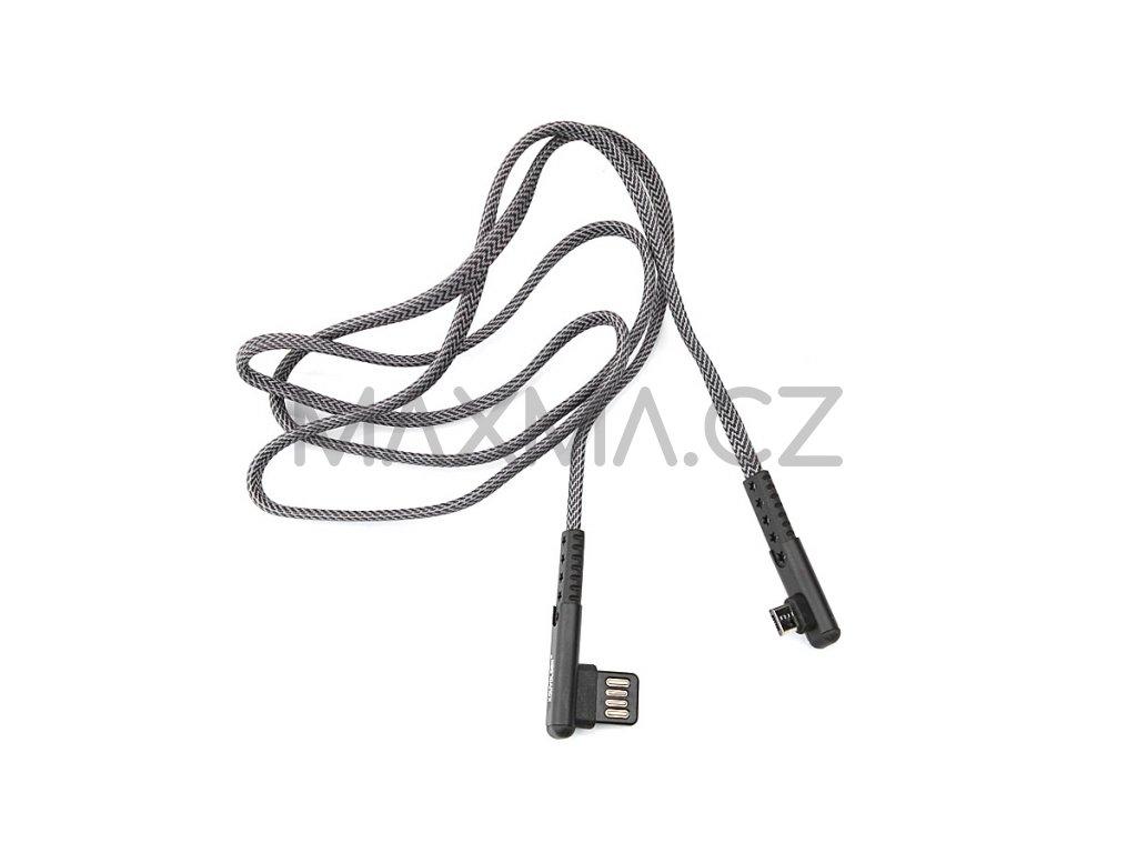 Kouvolsen kabel USB / micro-USB (X29) 1m - černý
