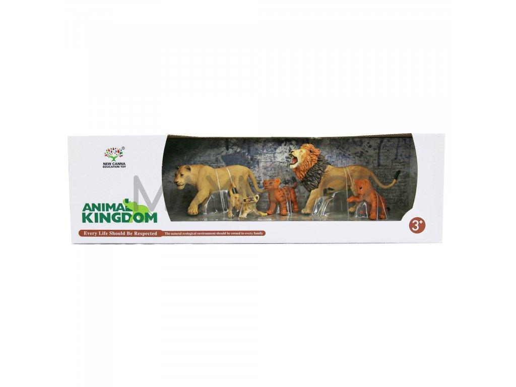Animal Kingdom sada figur zvířátek Lev