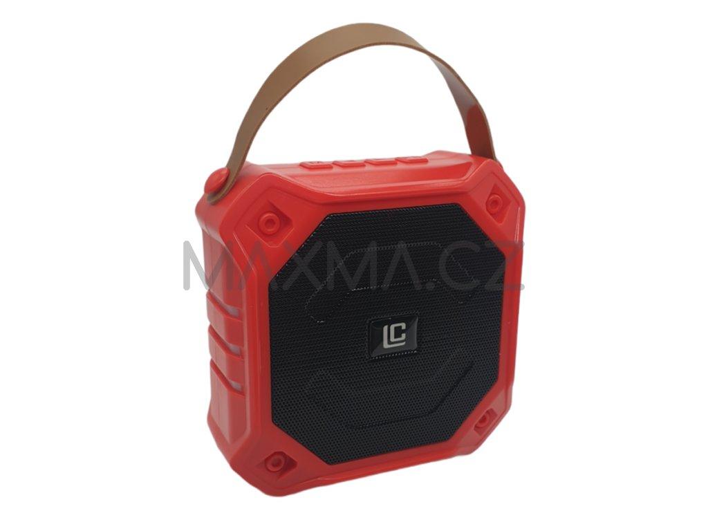 Bluetooth reproduktor (LN-29) - červený