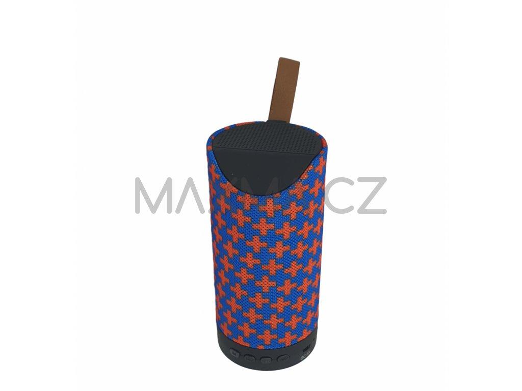 Bluetooth reproduktor (KMS-E62) - modročervený