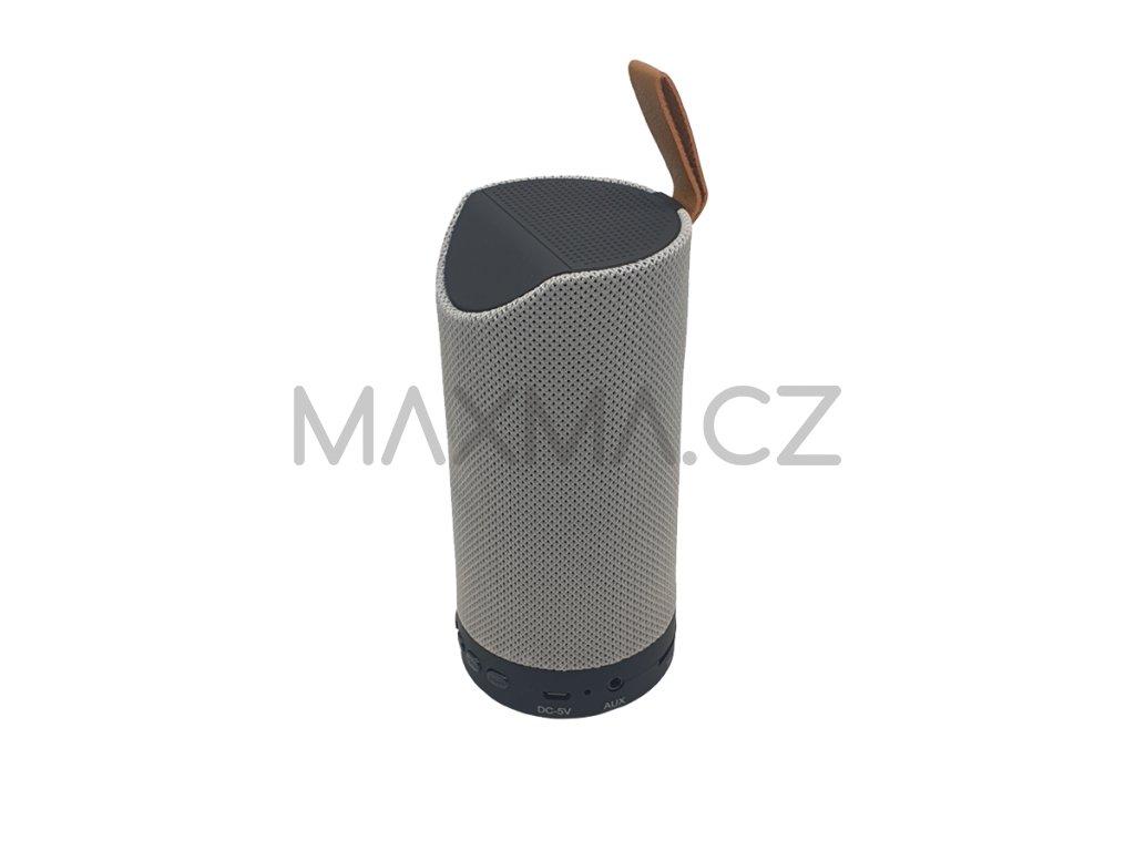Bluetooth reproduktor (KMS-E62) - stříbrný
