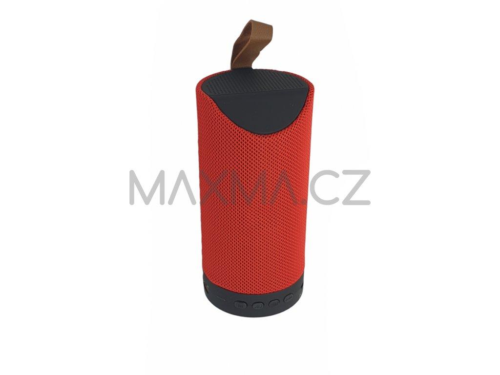 Bluetooth reproduktor (KMS-E62) - červený
